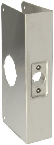 ge Stainless Steel Wrap-Around Plate, Satin Stainless Steel Finish, 4-1/4