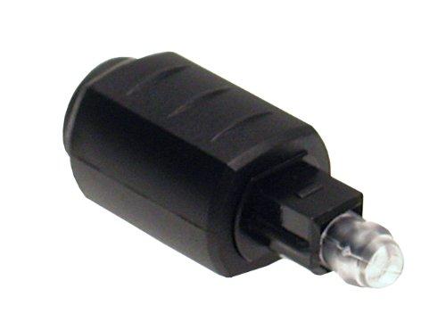 Shaxon PTLA-04-B, Toslink to 3.5 Adapter by Shaxon
