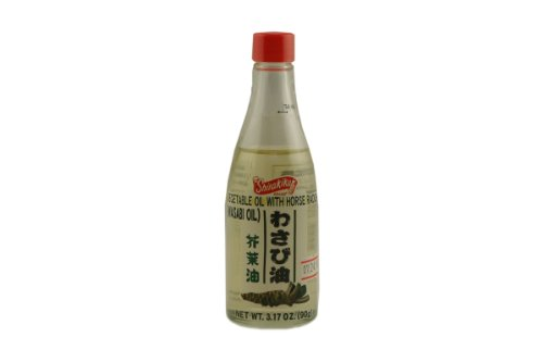 (Wasabi Oil - 3.17oz (Pack of 3))