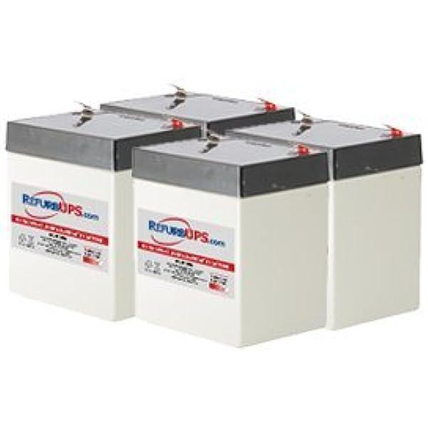 Liebert GXT700MT-120 Replacement Battery Pack Rechargeable, high Rate
