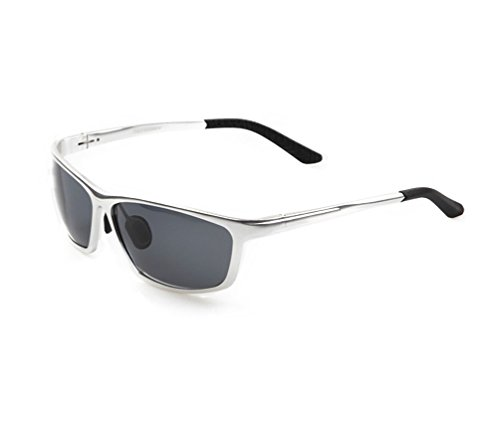 Tansle Mens Sunglasses Aluminum Frame Light Weight UV Protection - Evidence Sunglasses