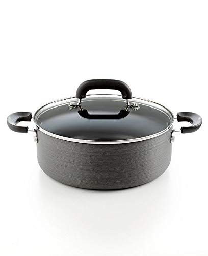 Tools of the Trade Hard Anodized 5 Qt. Covered Chili Pot