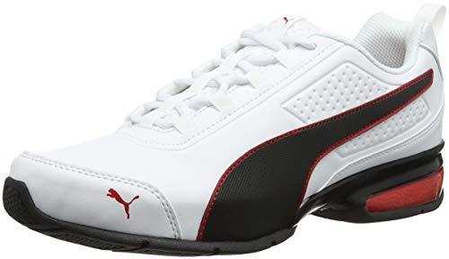 Leader Running De Chaussures Compétition Black Adulte Scarlet flame Blanc puma White Mixte Vt Sl Puma puma q4w1HR1