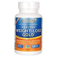 Best Weight-Loss with Meratrim - Healthy Weight-loss GOLD - Our #1 Weight-loss Supplement with 8 Clinically-proven, Multi-patented Ingredients, including Meratrim®, SuperCitrimax® Garcinia Cambogia Extract, 7-Keto, Green Tea, and Green Coffee Bean Extract