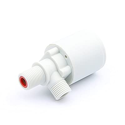 """Durable 1/2"""" Automatic Water Level Control Valve Floating Ball Valve Exterior Top Inlet by Icmodule"""