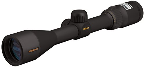 Nikon ProStaff 3-9 x 40 Black Matte Riflescope (BDC)