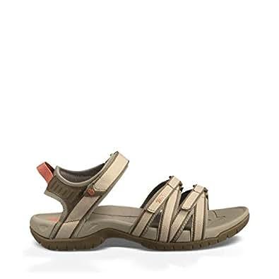 Teva Women's Tirra Sandal,Simply Taupe,5 M US