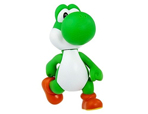 PVC Super Mario Dinosaur Yoshi Action Figure (Green) by Completestore