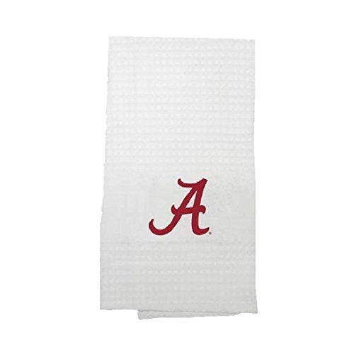 Alabama Crimson Tide Towel - Jenkins Enterprises Alabama Crimson Tide Waffle Kitchen Towel