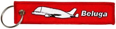 Llaveros - REMOVE BEFORE FLIGHT - AIRBUS A300-600ST