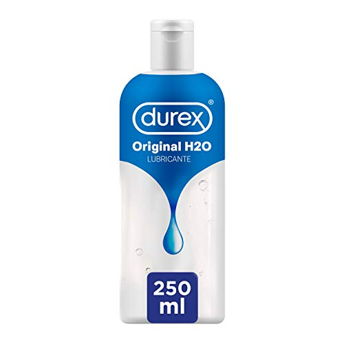 Durex Lubricante Original Base Agua - 250 ml