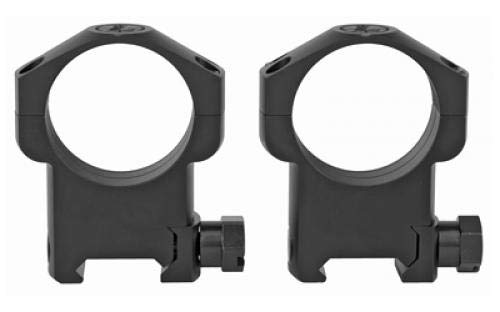 High Super Matte - Leupold, Mark 4 Picatinny-Style Rings, 35mm Super High, Matte Black