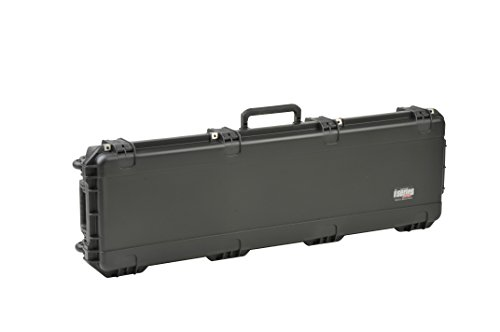 SKB 3I-5014-6B-E iSeries 50 x 14 x 6 Inches Mil-Std Waterproof Case Empty with Wheels, Multi