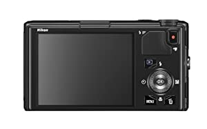 Nikon COOLPIX S9500 18.1 MP Digital Camera with 22x Zoom and Built-In Wi-Fi from Nikon