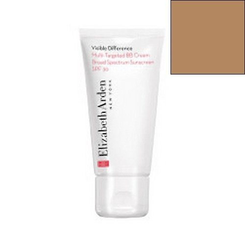 Visible Difference MultiTargeted BB Cream Broad Spectrum Sunscreen SPF30 02 30 ml by ELIZABETH ARDEN (English Manual)