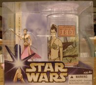 Star Wars Action Figure and Collectible Cup Set ()