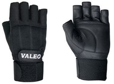 Valeo-Competition-Wrist-Wrap-Lifting-Gloves