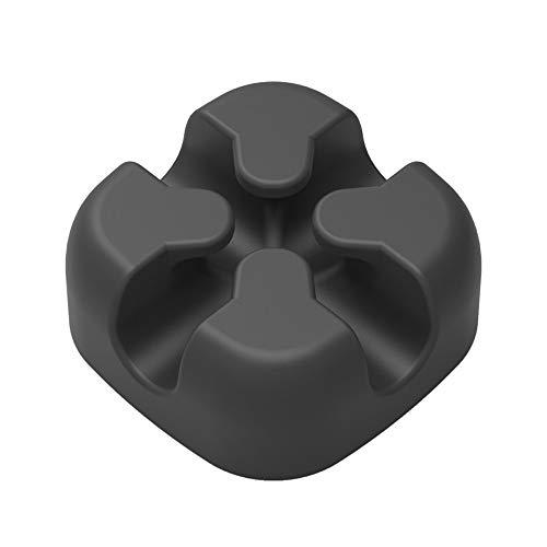 - Hli-SHJHsmu 5Pcs Wire Desktop Organizer Winder Management Headphone Cord Holder