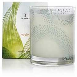Thymes Aromatic Candle, Naia, Health Care Stuffs
