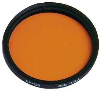 Tiffen 7285B 72mm 85B Filter by Tiffen