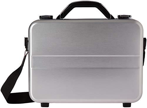 T.Z. Case International T.z Compact Molded Aluminum Attache Case with Shoulder Strap, ()
