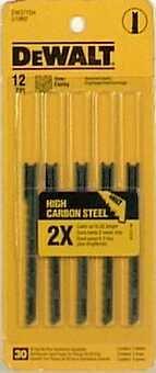 High Carbon Steel Jigsaw Blade