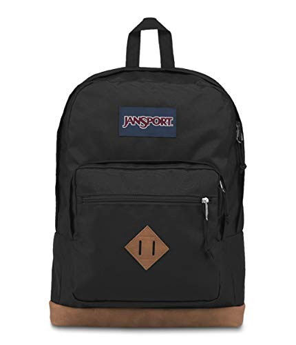 JanSport JS0A3P3U008 City View Backpack (Black)