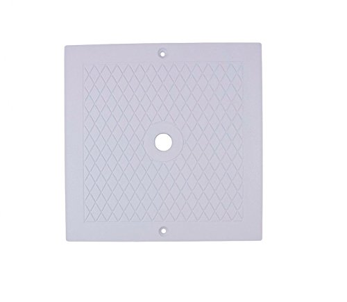 10-Inch Square Skimmer Deck Cover Lid Replacement For Hayward SPX1082E - Lid Deck Cover