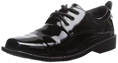 Price comparison product image TipTop Patent Dress Oxford Shoes Black 5 M US Big Kid