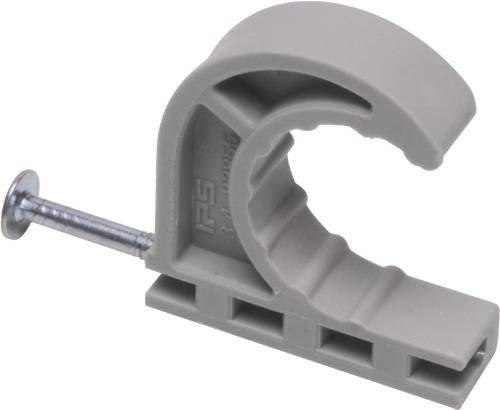 IPS CORPORATION 82860プラスチック半分クランプ、1インチ、50パック B008MG3OT8