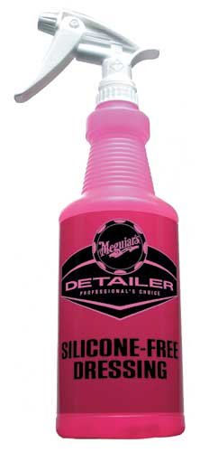 (Meguiar's D20161 Silicone-Free Dressing Bottle - 32 oz. Capacity)