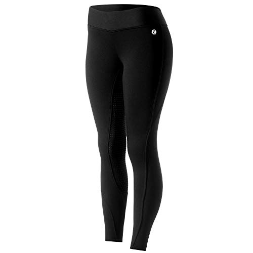 Horze Active Women's Silicone FS Tights