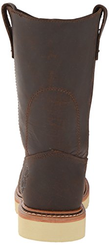 Golden Retriever Mens 9905 Pull On Wedge Boot Butternut