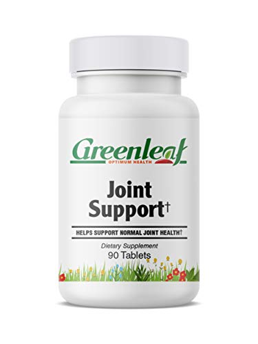 Greenleaf Optimum Health Joint Support, Anti-Inflammatory, Chondroitin Sulfate, OptiMSM and Boswellia 90 -
