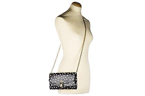 Dolce&Gabbana bolso de mano pochette mujer nuevo con bandolera dolce bag negro