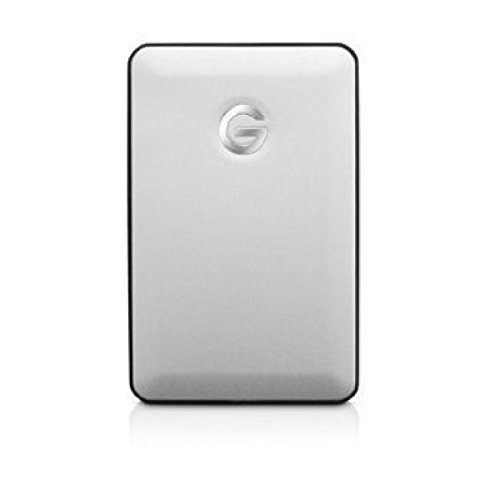G-Technology G-DRIVE mobile USB Portable USB 3.0 Hard Drive 1TB (5400RPM) (0G02428)