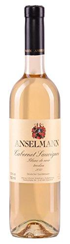 Weingut Anselmann Cabernet Sauvignon Blanc de Noir Trocken (1 x 0.75l)
