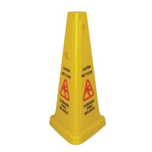 winco wet floor sign - 3