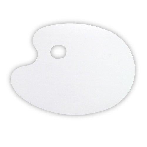 E-z Clean Palette 11x14 Oval by Art Alternatives