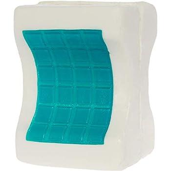 Amazon Com Mindful Design Cooling Memory Foam Knee Pillow