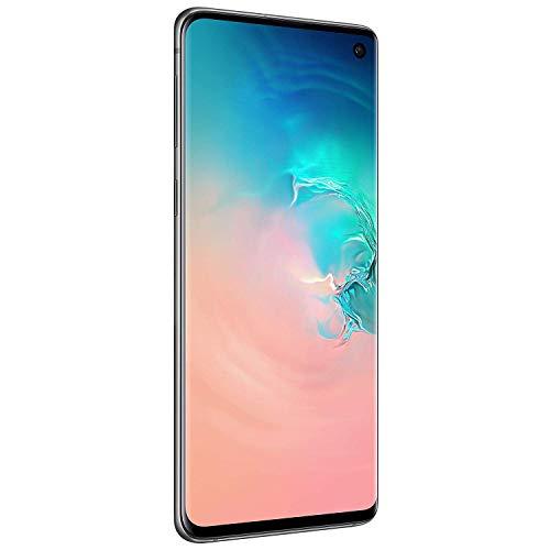 Samsung Galaxy Cellphone - S10 AT&T  (White, 128GB) (Renewed)
