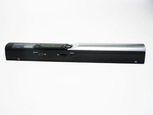 Great Features Of Techno Earth® New! Handyscan Portable Scanner! Color/mono Selection!