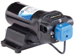 Jabsco 42755-0092 VFLO Water Pressure Pumps, Constant Flow,