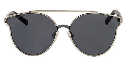 ButterBlack Calidad Kristian Handmade Estilo materiales y de Gafas Modelo Vintage Alta Olsen acabados Sunglasses Mariposa qnx6wgCq
