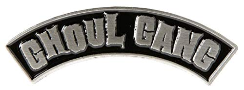 Sourpuss Ghoul Gang Enamel Pin -