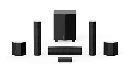 Buy Cheap Enclave CineHome II Wireless 5.1 Home Theater Surround Sound - CineHub Edition Bundle | 24...