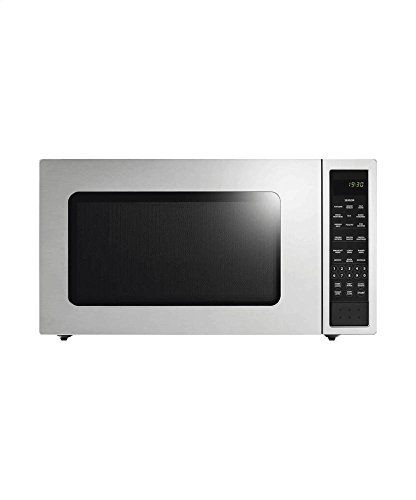 Fisher Paykel MO-24SS-2 24 Traditional Microwave with 2 cu. ft. Capacity, 1200 Watts Power, Stainless Steel