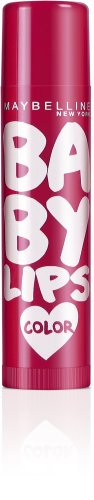 Maybelline Baby Lips Color SPF 16 Lip Balm 4.5g : Berry Crus