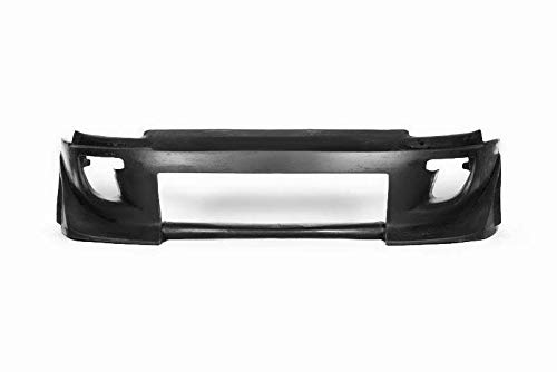 KBD Body Kits Compatible with Mitsubishi Eclipse 2000-2005 Blits Style 1 Piece Flexfit Polyurethane Front Bumper. Extremely Durable, Easy Installation, Guaranteed Fitment, Made in the USA! 05 Mitsubishi Eclipse Polyurethane