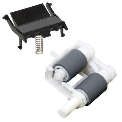 TM-toner © LU9244001 Paper Feed Roll +Separator for Brother DCP-8110DN, DCP-8150DN, DCP-8155DN HL-5440D, HL-5450DN, HL-5470DW, HL-5470DWT, HL-6180DW, HL-6180DWT MFC-8510DN, MFC-8710DW, MFC-8910DW, MFC-8950DW, MFC-8950DWT by Brother